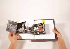 Design Methodology Process Book by Mahmoud Alkhawaja, via Behance