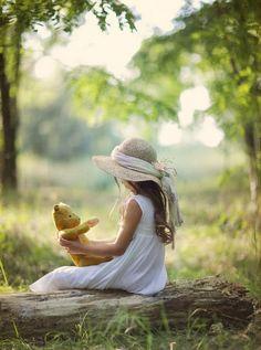 ....... my little girl ''' Forever