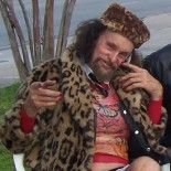 Austin's Icon ofWeird.  Leslie Cochran passed Thursday, March 8, 2012 at 1:00 am.  Rest in Peace, Leslie.