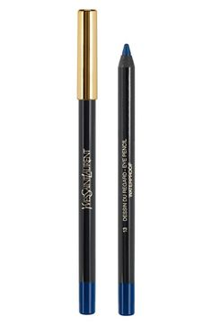 Women's Yves Saint Laurent 'Dessin du Regard Waterproof' Eye Pencil - 13 Bleu Indigo