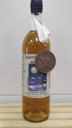 Our Howling Moon - Coffee Mead. Bronze Medal @ Mazer Cup International 2012!