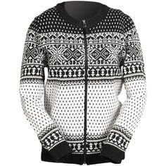 Martha Norwegian Ink Blue Sweater Pattern Comfortable