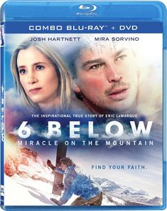 6 Below: Miracle on the Mountain (2017) - Christian And Sociable Movies