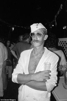 Ibiza | 1980s | Clubber at Ku, 1984