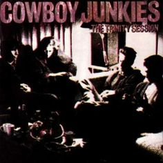 Cowboy Junkies. London. Spring 1992.