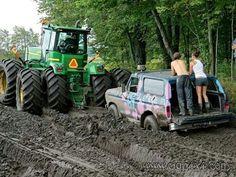 131 0902 05 Z+gopher Dunes Fall Mudfest+toyota - Photo 11937126 - Muddin' Matrimony Big Tractors, John Deere Tractors, America And Canada, North America, Chevy Jokes, Agriculture Tractor, New Tractor, Toyota 4runner, Ford Bronco