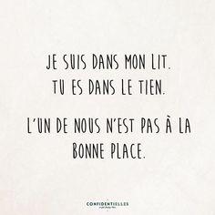 Meilleurs Citations D'amour : #Confidentielles... - Citations | Votre source numéro 1 pour les citations et proverbes