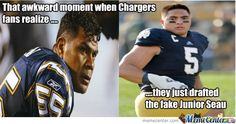 First attempt at a sports meme, enjoy. #Chargers #NFLDraft