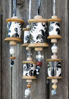 Crafy Use For Empty Plastic Thread Spools - Yahoo Image Search Results