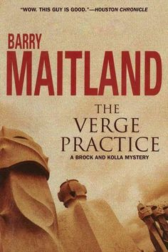 The Verge Practice: A Brock and Kolla Mystery (Paperback)