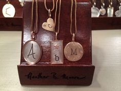 Heather Moore Charms....oooh so pretty. www.peachtreeplaceonline.com