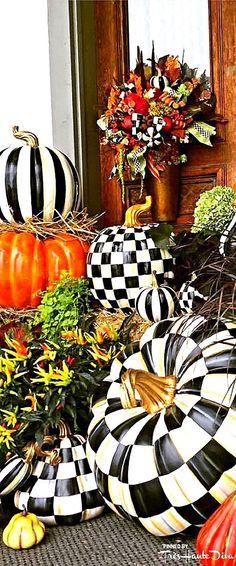 McKenzie Child's pumpkins