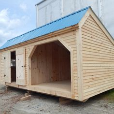 12x20 Weekender - Custom built with horizontal 8x12 Shed Plans, Shed Floor Plans, Shed House Plans, Lean To Shed Plans, Wood Shed Plans, Free Shed Plans, Storage Shed Plans, 12x24 Shed, Shed With Loft