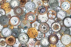 Uhren 1000 Teile Puzzle von Piatnik