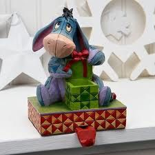Eeyore stocking holder. Derrick would love this :)
