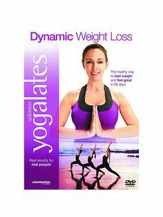 Louise Solomon's Yogalates 8 Dynamic Weight Loss DVD Cosmopolitan UK