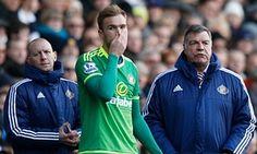 Blame me for Jan Kirchhoffs debut says Sunderland manager Sam Allardyce