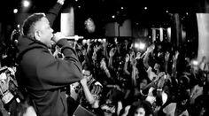 Go to a Kendrick Lamar concert.