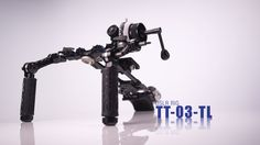 See the TT-03-TL - Shoulder Rig with Follow Focus!
