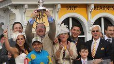 Baffert, Espinoza in Familiar Position with Pharoah - America's Best Racing. The Jockey Club