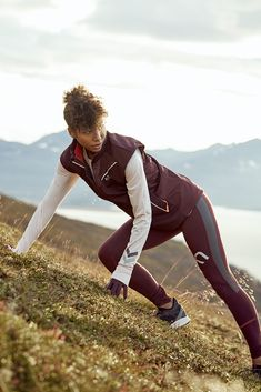 Designed to give an extra boost of warmth and comfort to cold weather runs and training. Tove leggings feature a quick drying and moisture wicking material that is brushed on the inside for the softest feel. Running In Cold Weather, Quick Dry, Training, Leggings, Workout, Outdoor, Outdoors, Work Outs, Outdoor Games