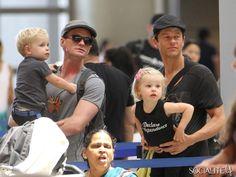 Neil Patrick Harris & David Burtka Show Off Their Super Cute Kids