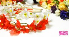 #flowercrown #flowers #headband #vincha #corona #crown #fashion #primavera #spring #woman #hair #crown #flower #accessories