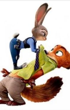 Judy Hopps and Nick Wilde. Zootopia Comic, Zootopia Fanart, Nick Wilde, Walt Disney, Disney Magic, Disney And Dreamworks, Disney Pixar, Rapunzel Eugene, Aladdin Et Jasmine