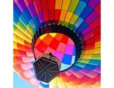 1-hour Hot-Air Balloon Ride for One