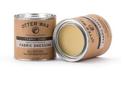otter wax heat activated fabric dressing