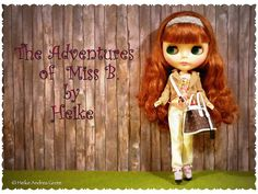 The Adventures of Miss B. by Heike | Flickr - Photo Sharing!