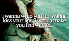 Wanted | Hunter Hayes...our first dance song!