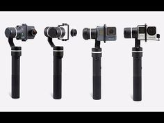 Top 5 Best GOPRO Gimbal Stabilizer For Create Smooth, Cinematic GoPro Videos - YouTube