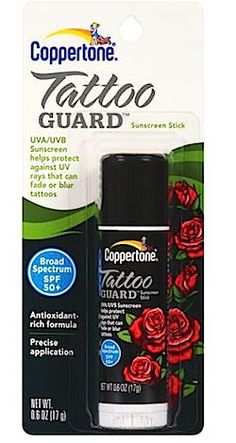 """""""Precautions are no different for a tattoo than the skin in general. That being said, understandably, people with tattoos generally want to show extra cautions in these areas.""""  It is important to apply a zinc oxide or titanium dioxide containing sunscreen. These are physical blockers rather than chemical ones and work by reflecting the light."""