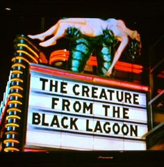 1000+ images about CREATURE FROM THE BLACK LAGOON (and ...