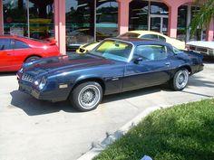 1977 Chevrolet Camero