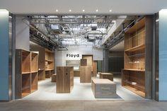 Floyd KITTE Marunouchi architects: Jo Nagasaka+Tomoki Katada/Schemata Architects