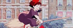 Kiki's Delivery Service- Studio Ghibli