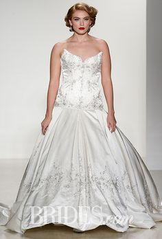 Matthew Christopher Wedding Dress - Fall 2016