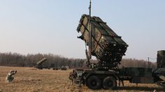Hackers send 'unexplained' orders to German Patriot missile battery