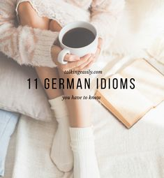"""Drink poison? Bite the grass? What are you talking about, do you want to kill me?"" That is what you will think during a conversation with a native German if you do not know the idioms that they are using in their everyday language, because idioms is something of a secret to the people of … Continue reading ""11 German Idioms You Have to Know"""