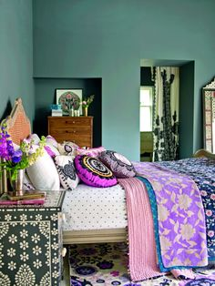 Photo from Annie Sloan's Room Recipes for Style and Color