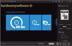WonderFox HD Video Converter Factory Pro & DVD Ripper Pro Free Grátis | hardwareysoftware.net