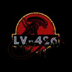 LV-426 T-Shirt $12 Aliens tee at Once Upon a Tee!