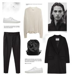 """""""Sneaker Style"""" by bellamarie ❤ liked on Polyvore featuring Vetements, MM6 Maison Margiela, MaxMara, 3.1 Phillip Lim, CasualChic, sneaker, casualstyle and sneakerstyle"""