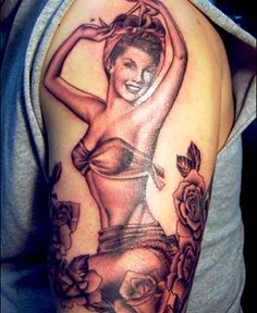 Photo Slideshow: Kat Von D's Tattoo Portfolio: LA Ink: TLC