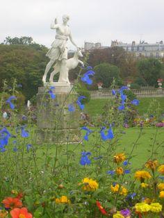 Luxembourg Gardens, Paris, Shot by Shay Davidson