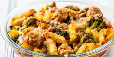 Bruno Loubet's sumptuous meatball pasta bake is an ideal dish for serving on a midweek evening, kids will adore its simplicity