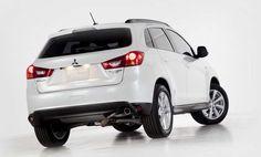carro novo: Mitsubishi ASX 2013