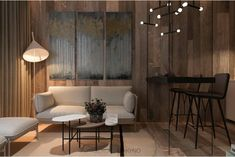 title Hotel Corridor, 3d Projects, Dining Table, Lounge, Curtains, Interior Design, Architecture, Mini, Furniture